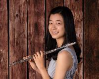 Photo of Irene Kim, 2018 winner of the high school soloist competition